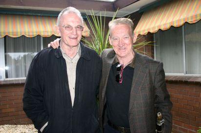 With Alex Hutchinson