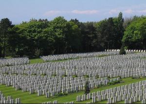 War Graves-France
