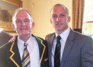 with Darren Lockyer